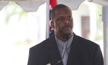 Opposition Leader Hon Andrew A. Fahie (R1) labeled the post hurricanes recovery plan 'putting the cart before the horse' as he believed the public's input should have been already incorporated into the draft. Photo: VINO/File