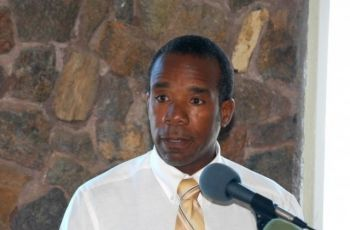 Chief Immigration Officer Mr Dennis Jennings said he is not aware that there wasn't any Immigration Officer at the port of entry at Jost Van Dyke on Thursday March 28, 2013. Photo: VINO