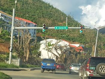 The Royal Virgin Islands Police Force (RVIPF) says it remains blind to some of the traffic offences across the Territory and strategically placed CCTV cameras is part of the solution to fight that. Photo: VINO/File