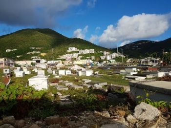While the actual figure of deaths is unclear six months following hurricanes Irma and Maria in September 2017, it is a fact that the number keeps rapidly counting, with no less than two funerals almost every week. Photo: VINO/File