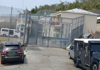It was only on May 22, 2020 that 34-year-old Tambu Frett of Little Dix Hill, Tortola, was sentenced to 2 years at Her Majesty's Prison in Balsam Ghut and fined on the charges of Smuggling, Illegal Entry and Breach of Curfew. Photo: VINO/File