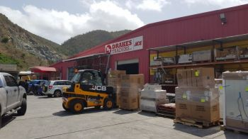 Drakes Traders Limited was founded by Dieter Esser in 1984, and is a leading supplier for home and commercial improvements and building materials in the [British] Virgin Islands. Photo: VINO/File