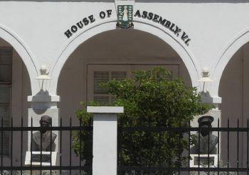 Hon Penn made his plea as he debated the Recovery Development Agency (RDA) Plan which was before the House of Assembly (HoA) for passage on October 23, 2018. Photo: VINO/File
