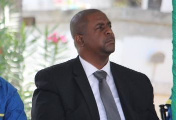 """Never once can I recall the leader of the VIP asking me how things were going with the rebuilding of the Elmore Stout High School (ESHS), never once, if he cared at all he would have asked a question at the very least,"" Hon Walwyn said. Photo: VINO/File"