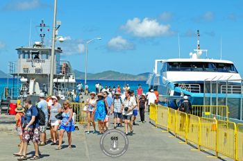 News of Mrs Sharon P. Flax-Brutus' intention to depart as Director of the BVI Tourist Board (BVITB) comes at a time when tourism continues to take a beat down from the global coronavirus pandemic and faces a rocky road ahead. Photo: GIS/File