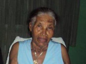 Mrs Margarita Faulkner-Clinton was last seen on Sunday, December 2, 2012 at about 5:30 P.M. on the main road in The Settlement. Photo: Provided