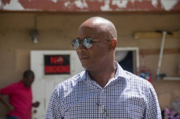ZBVI 780 radio moderator, Mr Claude O. Skelton-Cline has moved to lash out against authorities over non-action regarding widespread vending and what he called 'pop-up shops' plaguing Road Town, the capital city of the Virgin Islands (VI). Photo: VINO/File