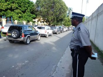 The Royal Virgin Islands Police Force (RVIPF) will be embarking on increased traffic enforcement for the 2019 festive season. Photo: VINO/File