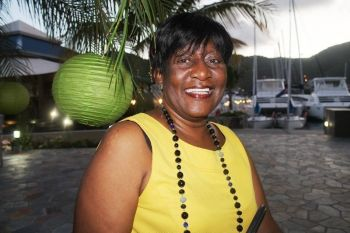Late Legislator Delores Lettsome-Christopher. Photo: VINO/File