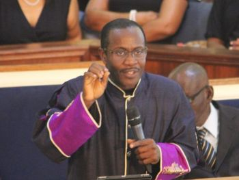 Bishop John I. Cline was on the television programme Cross Talk, which was aired on Saturday February 27, 2016 on CBN Television Channel 51 between the hours of 7:00 pm and 8:00 pm. Photo: VINO/File