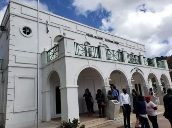 According to an Order Paper released today, May 14, 2019, the probing will commence when legislators meet next Friday for the Third Sitting of the First Session of the Fourth House of Assembly of the Virgin Islands, where Premier Fahie will be forced to answer a number of burning questions surrounding the controversial case. Photo: VINO/File
