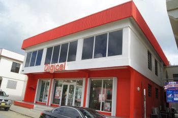 Digicel's flagship store on Tortola. It will be the second stint for Mr Kevin C. Smith at Digicel BVI as he was hired in December 2013 as the Commercial and Operations Director before leaving the company in March 2015 to run for political office with the National Democratic Party (NDP). Photo: VINO