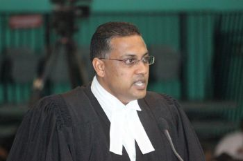 According to the Director of Public Prosecutions, Mr Wayne Rajbansie, the matter was not an adversarial proceeding as it was merely a dialogue among persons who were deemed important to the criminal justice system because they dispense to the general and wider public information that occurs within the court. Photo; VINO/File