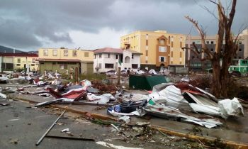 In September of 2017, the Virgin Islands was ravaged by two Category 5 Hurricanes, Irma and Maria which destroyed infrastructure and the livelihood of Virgin Islanders with its effects still being felt today. Photo: VINO/File