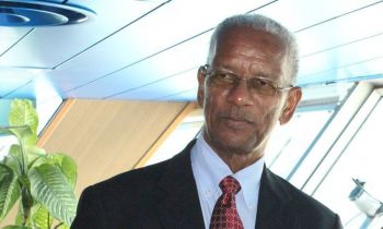 Premier Dr The Hon D. Orlando Smith (AL) has been desperately trying to get support from his own Government members to vote in favour of borrowing loans under the guidelines put in place by the United Kingdom. Photo: VINO/File