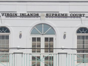 The matter between Mr Mark H. Vanterpool and Speaker of the House of Assembly Honourable Julian Willock is expected to be heard on Friday April 12, 2019 in the High Court in Road Town, Tortola. Photo: VINO/File