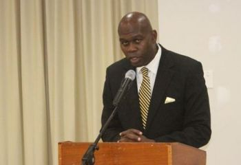 Candidate Moleto A. Smith Jr., who has roots in Tortola will also appear on 'Honestly Speaking'. Photo: VINO/File