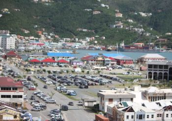 Minister for Communications and Works Hon Mark H. Vanterpool (R4), is calling for the Tortola Pier Park (TPP) to be renamed in honour of the late Chief Minister, pioneer, businessman and father of the cruise ship sector, Cyril B. Romney (R5). VINO/File