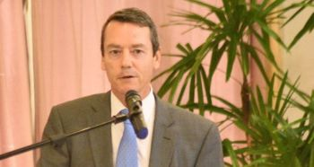Mr. Paul D. Bayly, a native of New Zealand and a former Permanent Secretary of Fiji, contracted to be the CEO of the Recovery Agency. Photo: Fiji Sun Online News