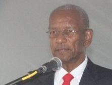 Premier and Minister of Finance Dr The Honourable D. Orlando Smith (AL) had demanded the resignation of BVIHSA Chairman Bishop John I. Cline. Photo: VINO/File
