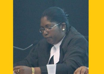 Justice Vicki A. Ellis, on May 23, 2019, dismissed the 3-year-old matter brought against the Government of the Virgin Islands by Mr Claude O. Skelton-Cline. Photo: VINO/File