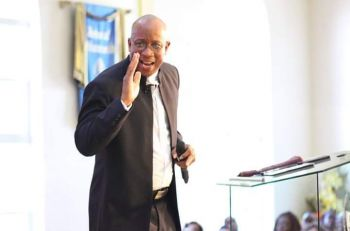 Radio host and social commentator Skelton-Cline has since accused the Governor and Police Commissioner of trying to paint a narrative with an ulterior motive. The man of the cloth said he believes the ultimate motive is to take control of VI's borders. Photo: VINO/File