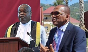 With Justice Ann-Marie Smith handing down the ultimatum that Virgin Islands (VI) House of Assembly (HoA) Member-elect, Mr Mark H. Vanterpool be sworn into the House, Speaker Julian Willock has since indicated that the matter is heading for the Court of Appeal. Photo: VINO/GIS/File