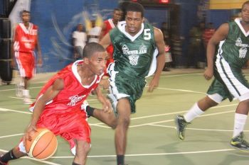 The highly anticipated All Star encounter in the 2013 VG Summer Jam will be played at the Jeffrey Caines Arena in Virgin Gorda on November 9, 2013. Photo: VINO/File
