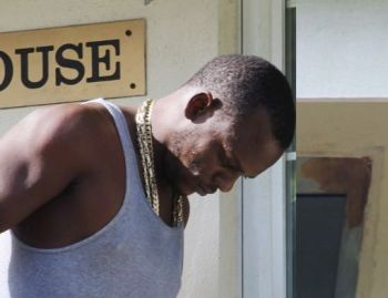 Jefferson Joseph, who police allege was in the company of another when he was stopped by a traffic officer and found to be in possession of a loaded firearm and was subsequently slapped with other charges including drug possession, has been sentenced to 30 months in prison. Photo: VINO/File