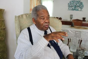 Opposition and Virgin Islands Party (VIP) leader, Hon. Ralph T. O'Neal described Mr Reeial George as someone who believed in what was right and proper. He also said Mr George made many good contributions to the Virgin Islands. Photo: VINO/File