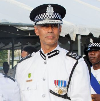 The former Commissioner of Police David Morris is accused of denying Mr Nicholas Tranquille promotion to the rank of sergeant despite a previous court ruling that ordered Mr Morris to reconsider his decision to not promote Mr Tranquille without him writing an examination. Photo: VINO/File