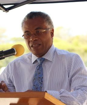 Dr the Honourable Hubert R. O'Neal (R9), was only elected in 2015, after years of trying. Photo: VINO/File