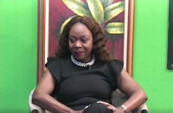According to BVI Administration Manager at Banco Popular, Allivern Smith-Harrigan, husbands should remain the head of the home. Photo: Facebook