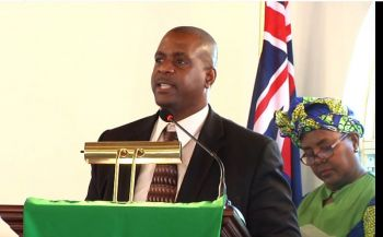 Chairman of the Virgin Islands Party (VIP) and Opposition Leader Honourable Andrew A. Fahie (R1) has said he wants people who are compatible with each other and can work as a team to join the Virgin Islands Party (VIP). Photo: VINO/File