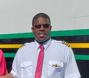 It was since November 2018 that VI Airlink's Neville C. Brathwaite Jr had said, 'the airline continues to bleed excess resources to maintain its airplanes' overseas due to a lack of maintenance facility at the Terrance B. Lettsome International Airport. Photo: Team of Reporters/File