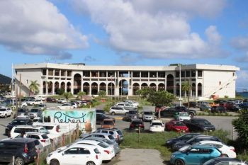 The Central Administration Complex, which was ravaged by the hurricanes of September 2017, is the hub of Government as it houses the ministries of government and several government departments. The new Government announced in August it would repair the facility as civil servants had endured long enough. Work has since commenced. Photo: VINO/File