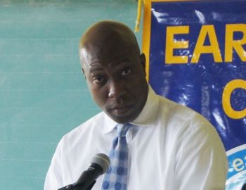Former controversial Minister for Education Myron V. Walwyn was criticised for making what persons considered an unnecessary change of adding an extra school year for students and that it was done hastily, including that there were not enough teachers for the extra year and lack of facility to house the students. Photo: VINO/File