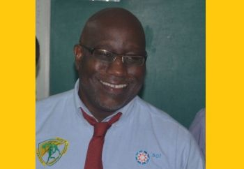 President of the BVI Athletics Association, Dean 'The Sportsman' Greenaway said vandalism is a major concern in the territory. Photo: VINO/File