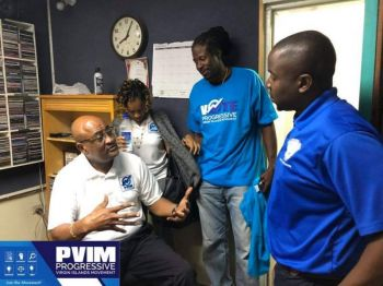 Virgin Islands News Online (VINO) was first to accurately report on the move, on December 11, 2018, when sources within the PVIM revealed that internal discussions had begun, given their 3 seat majority in the 5 member Opposition of the Virgin Islands' House of Assembly (HoA). Photo: PVIM