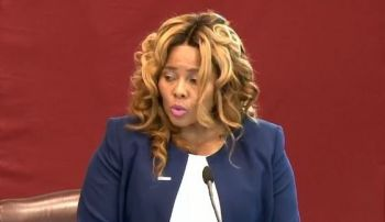 Junior Minister of Tourism and At-Large Representative in the Virgin Islands House of Assembly (HoA), Ms Shereen D. Flax-Charles has said Banco Popular will begin operations on Virgin Gorda in October 2019. Photo: VINO/File