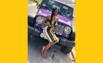 'Always put your trust and faith in God, because he will never fail or disappoint you,' Ms Sharayah D. Brown said as parting advice. Photo: Provided