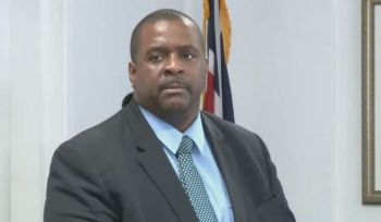Following the contract extension, the was some amount of backlash over the issuance of the contract with Premier and Minister of Finance, Hon Andrew A. Fahie (R1) previously stating publicly that Skelton-Cline would be fired if he doesn't deliver. Photo: VINO/File