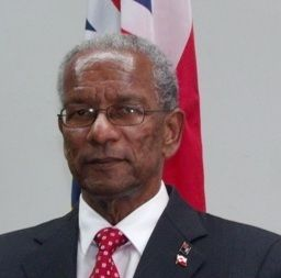 According to Premier Dr The Hon D. Orlando Smith (AL), help from RFA Mounts Bay was not needed and it was told to 'stand down'. Photo: VINO/File