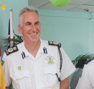 Police Commissioner Mr Michael B. Mathews is back on the job, following almost one month vacation where he also attended meetings in Miami, Florida, USA. Photo: VINO/File