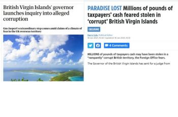 Whenever Ex-Governor of the Virgin Islands Governor Augustus J. U. Jaspert made certain allegations that would harm the reputation of the territory, several UK newspapers would publish one-sided articles with sensational headlines and photos, sometimes even before the local media received the information. This was no different with the controversial CoI. Photo: VINO