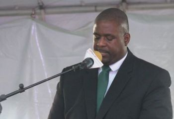 The 'fast track' residency and belonger status regularisation programme by Premier and Minister of Finance Honourable Andrew A. Fahie (R1) continues to face opposition from the 'indigenous' population of the Virgin Islands. Photo: VINO/File