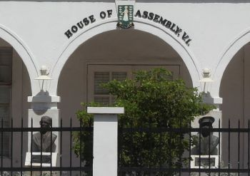 The Premier threw down the gauntlet to his administration during the budget debates of the Second Sitting of the First Session of the Fourth House of Assembly (HoA) on Thursday, April 25, 2019, where he also revealed that the long overdue increment payments to public servants will finally be released. Photo: VINO/File