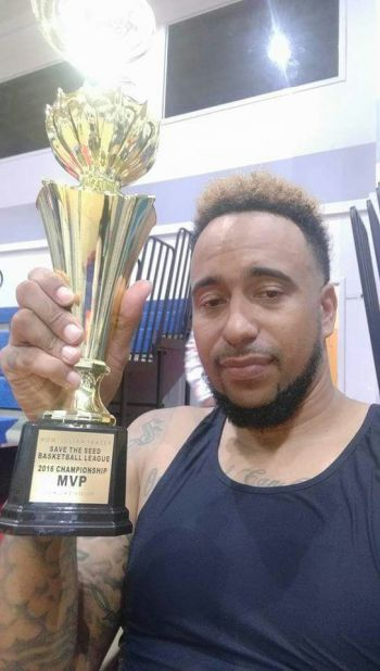 MVP of the 2016 Hon Julian Fraser Save the Seed League, Steve E. Parillon said he was backing Los Angeles Lakers to win the 2020 NBA Finals since he is a die-hard Lebron R. James fan. Photo: File