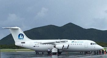 Mr Julio S. Henry thinks the claim made by BVI Airways about the conditions not being met at the airport as one of the reasons for its failure to begin direct flights to be nonsense. Photo: VINO/File