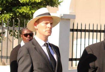 The Commission of Inquiry was called by controversial former Governor Augustus J. U. Jaspert to look into whether corruption, abuse of office or other serious dishonesty may have taken place amongst public, elected and statutory officials in recent years in the [British] Virgin Islands. Photo: VINO/File
